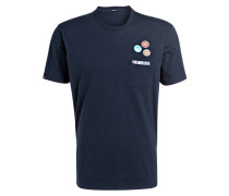 T-Shirt HONOR - navy