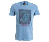 T-Shirt RAWSON - blau