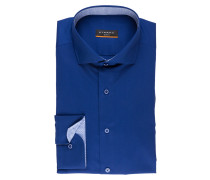 Hemd Slim-Fit - dunkelblau