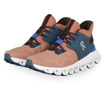 Sneaker CLOUD HI EDGE - NUDE/ BLAU