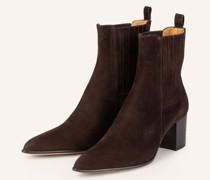 Chelsea-Boots JESSY - DUNKELBRAUN