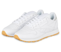 Sneaker CLASSIC LEATHER DIAMOND - weiss