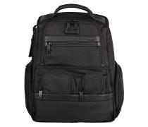 ALPHA 2 Laptop-Rucksack - schwarz