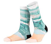 Socken VILLAGE - blau