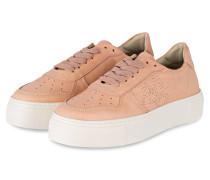 Plateau-Sneaker - apricot
