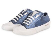 Sneaker ROCK - blau/ weiss