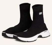 Hightop-Sneaker SPEED 3.0 - SCHWARZ