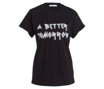 T-Shirt AURA - schwarz