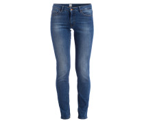 Skinny-Jeans - medium blue