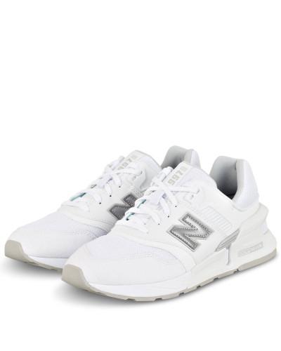Sneaker 997S - WEISS/ GRAU