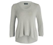 Pullover mit 3/4-Arm - beige