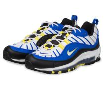 Sneaker AIR MAX 98 - WEISS/ BLAU/ GELB