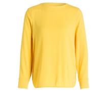 Blusenshirt ALESSIA - gelb
