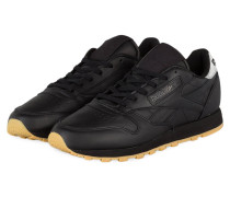 Sneaker CLASSIC LEATHER DIAMOND - schwarz