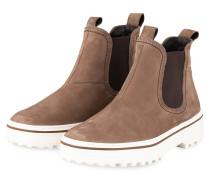 Chelsea-Boots - HELLBRAUN