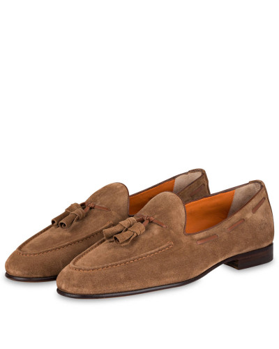 Tassel-Loafer CARLOS - BRAUN