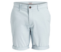 Shorts FREDDY Straight-Fit - blau