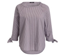 Bluse FAZILE - taupe/ weiss gestreift