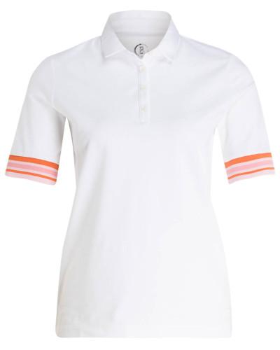 Piqué-Poloshirt VIVIENNE