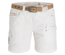 Outdoor-Shorts HIRA - weiss