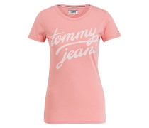 T-Shirt - rosa/ hellrosa