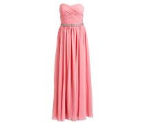 Abendkleid - rosé
