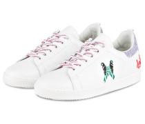 Sneaker FUNNY - weiss