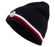 Mütze - marine/ weiss/ rot