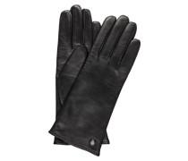 Lederhandschuhe NEW CLASSIC - schwarz