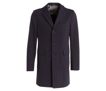 Mantel BRYSON - blau