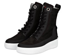 Hightop-Sneaker FARREL - schwarz