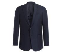 Sakko GIACCA Slim-Fit - blau