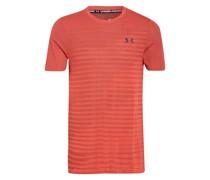 T-Shirt UA SEAMLESS FADE mit Mesh-Einsatz