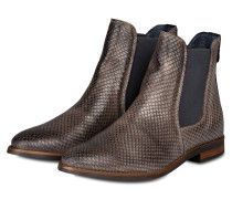Chelsea-Boots - anthrazit