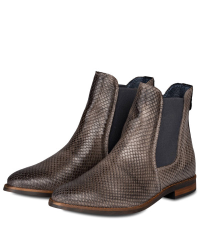 Chelsea-Boots - anthrazit