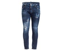 Jeans SKINNY DAN Skinny-Fit - 470 navy