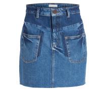 Jeansrock - blue vintage denim