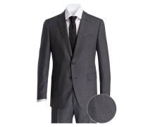 Anzug aus Schurwolle Shaped-Fit