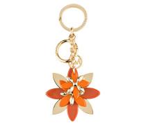 Schlüssel- und Taschenanhänger - orange