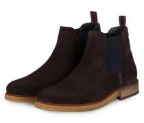 Chelsea-Boots BRONZO - dunkelbraun