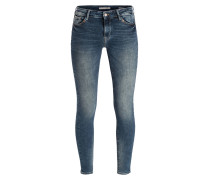Super-Skinny-Jeans ADRIANA - blau