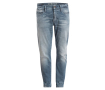Jeans RAZOR Slim-Fit - mid blue washed