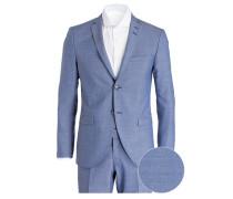 Anzug JIL8 Slim-Fit - blau