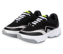 Sneaker DEMO RUNNER - SCHWARZ/ WEISS
