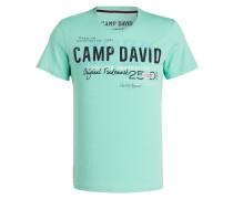 T-Shirt - hellgrün