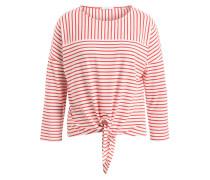 Shirt SIPLAK - rot/ weiss gestreift