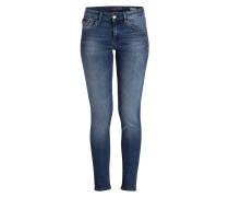 Skinny-Jeans NICOLE - dark blue memory