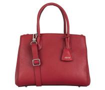Handtasche - rubin
