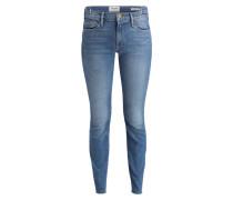 Skinny-Jeans JEANNE - blau
