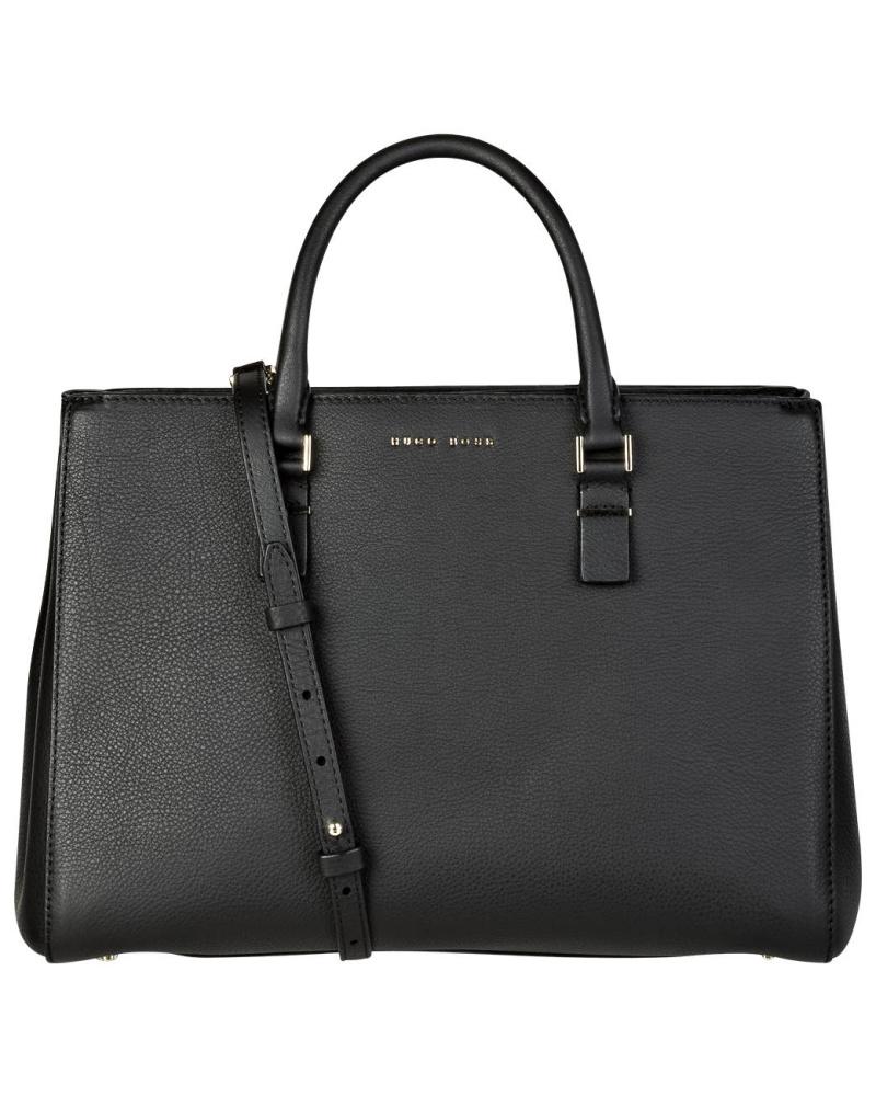 hugo boss damen boss handtasche luxury staple m reduziert. Black Bedroom Furniture Sets. Home Design Ideas
